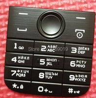 Original PHIXFTOP Russian Keypads For Philips E160 Cellphone Ker Button For Xenium CTE160 Mobile Phone Russian