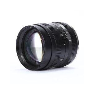 Image 4 - Brightin estrela 50mm f1.4 grande abertura padrão principal foco manual mf lente para fuji X A10 a20 a5 a3 X T20 t10 t3 t2 X PRO2 X E3