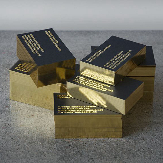 Custom luxury business card printing black card gold edge business custom luxury business card printing black card gold edge business cardsgolden business cards reheart Images