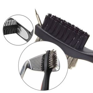 Image 2 - with strong Retractable Zip Line Golf Clean Brush and Club Groove Cleaner