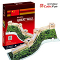 Kingtoy paper craft 3D Puzzle toy- the Great Wall of China Child Diy Toy