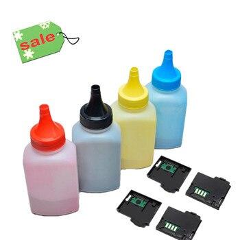 (Тонер порошок + чип) легко заполняемый комплект Замена для Epson C1700 C1750N C1750W CX17 CX17NF лазерный принтер