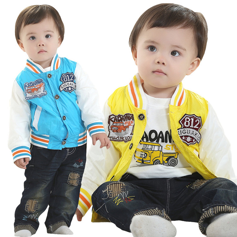 ФОТО Anlencool New spring 2017 brand  Kids' suit boys sport sun dress  baby clothing boy's clothing set baby boy clothes sets