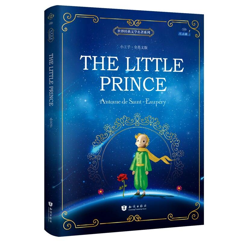 o pequeno principe cor ilustracao ingles original romance leitura classico mundo famoso livros ingles literatura livro