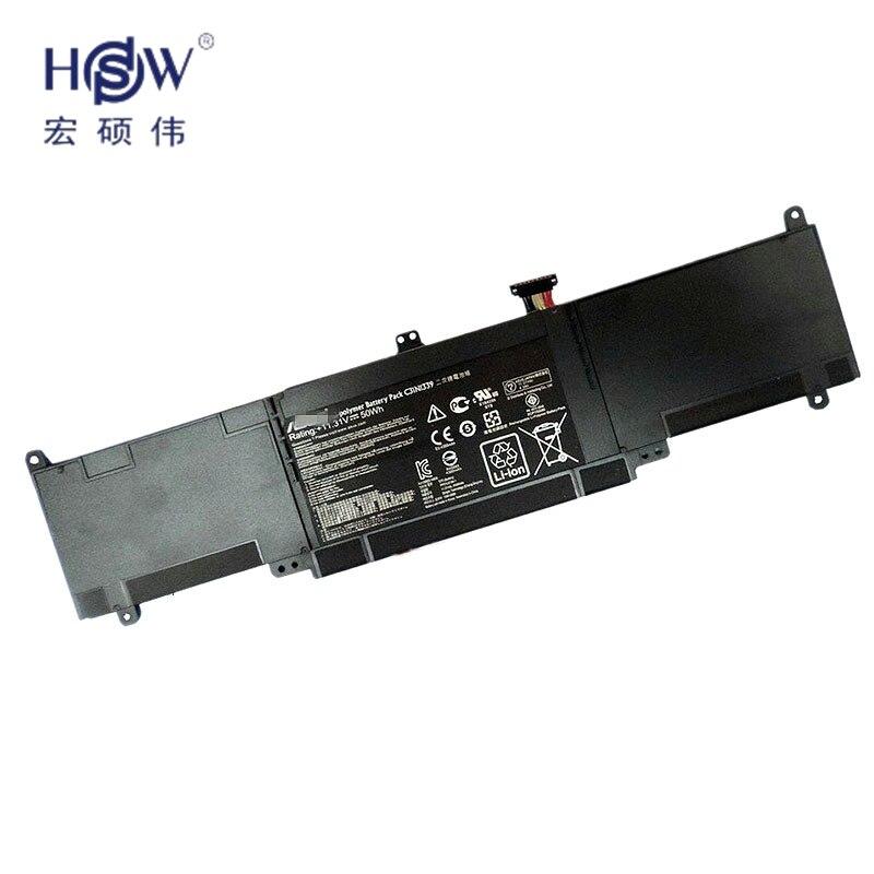 11.3V 50WH  Genuine Original battery for Asus ZenBook UX303 UX303L UX303LN C31N1339 bateria akku