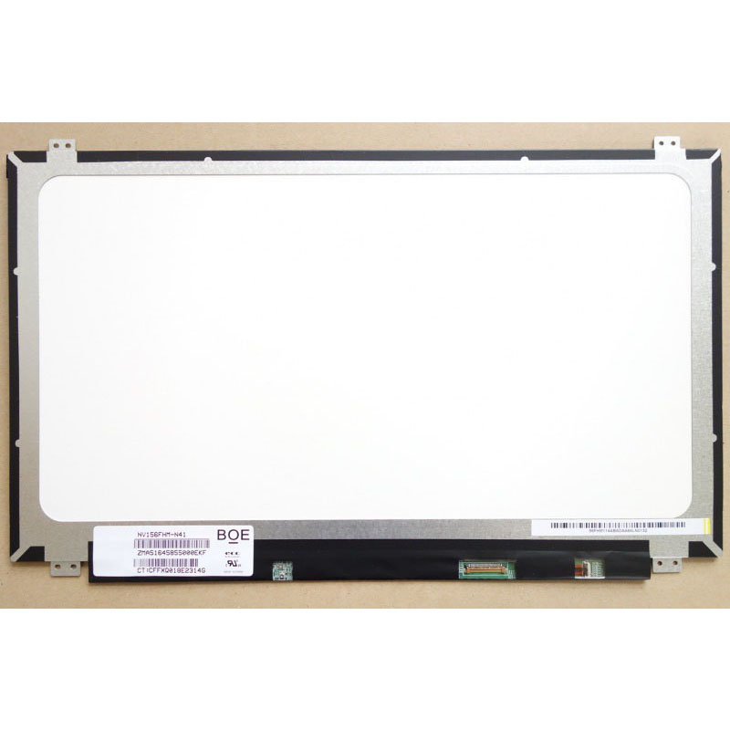 15 6 Laptop Matrix For HP 250 G4 Non touch LCD Screen 30 pins Panel Replacement