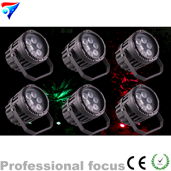 Free Shipping 6pcs/Lot Mini 6*3W RGB 3in1 Led Par Light Remote Control Professional Stage Dj Disco Road Waterproof Outdoor UseFree Shipping 6pcs/Lot Mini 6*3W RGB 3in1 Led Par Light Remote Control Professional Stage Dj Disco Road Waterproof Outdoor Use