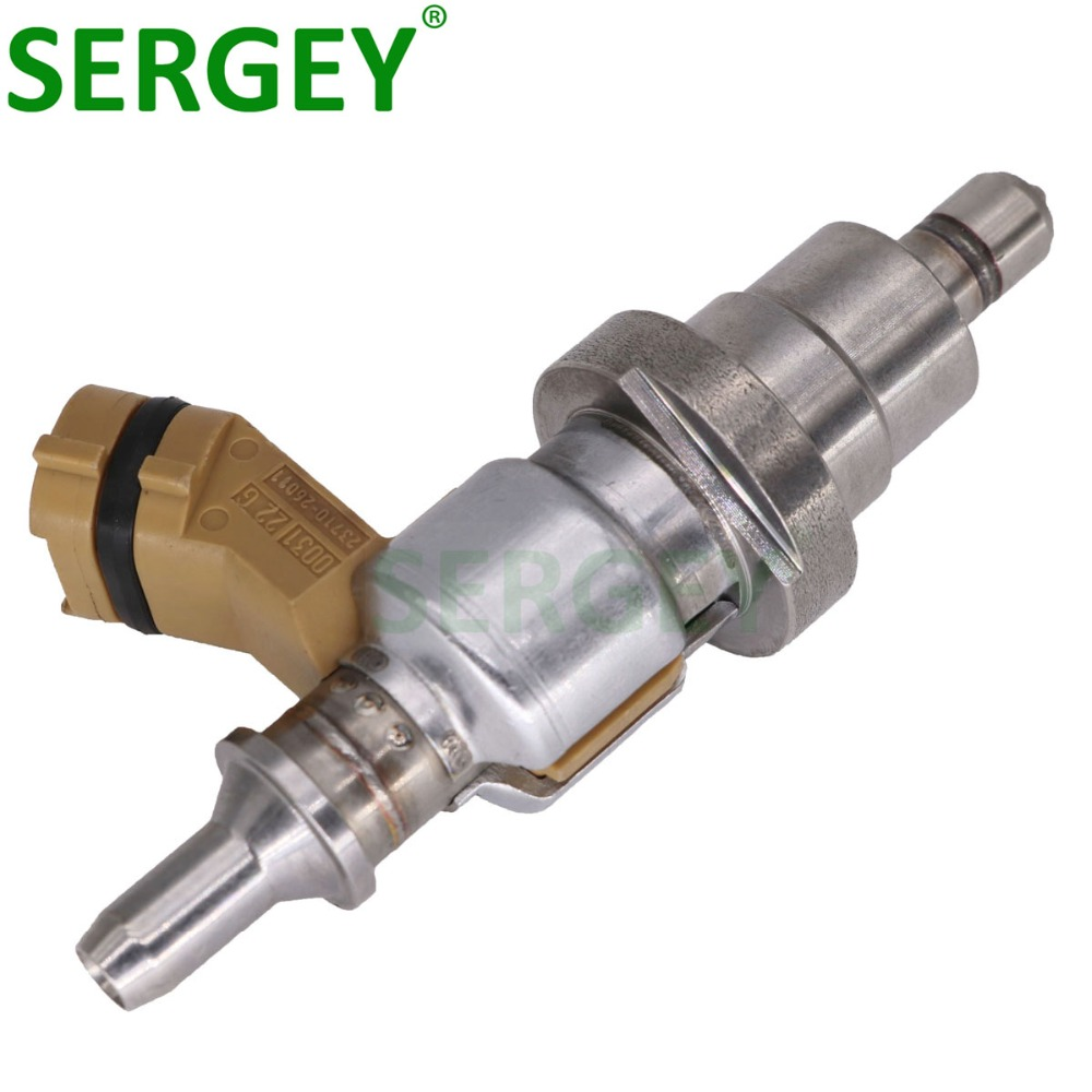 Remanufactured Fuel Injector Injection Nozzle 23710 26010 23710 26011 23710 26012 For LEXUS IS For TOYOTA