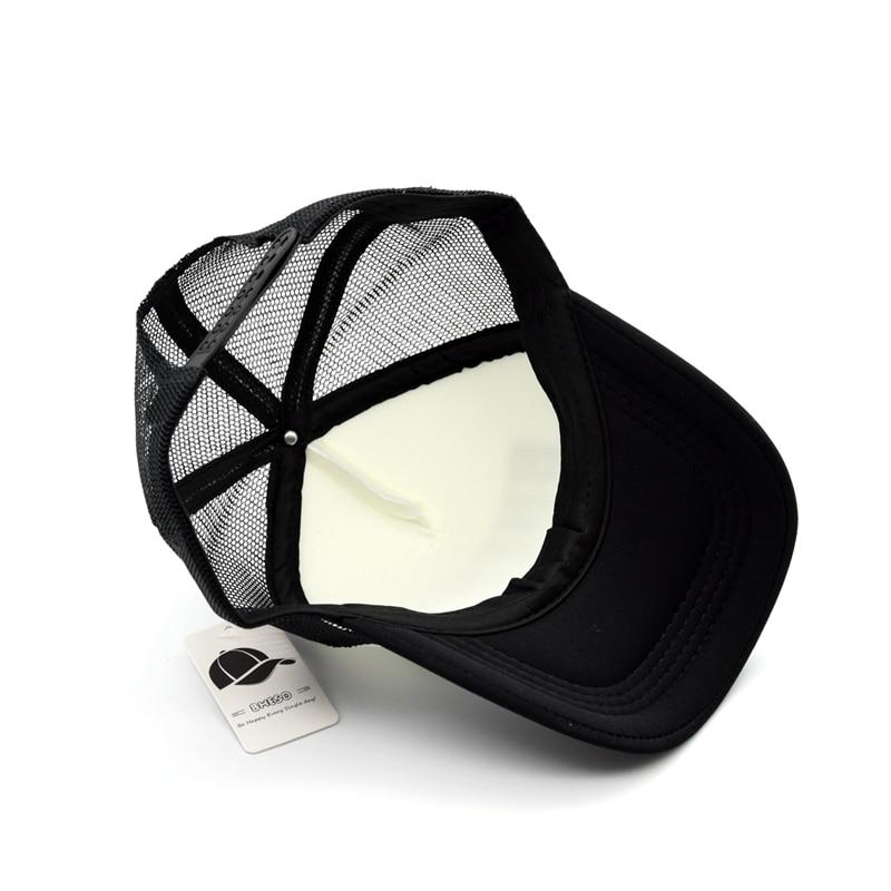 6511f2b5f1fb 2017 New BHESD Trucker Hat Women Mesh Baseball Cap Men Summer bonnet Caps  Net Bones Fitted Dad Hat Male Casquette Gorras JY 22-in Baseball Caps from  Apparel ...