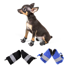 with Reflective Strips Pet Shoes for Dogs