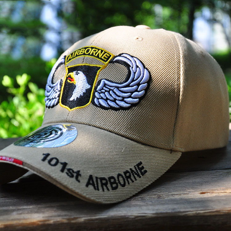 6d79f2d4e04 NEW Baseball Cap Men Women Snapback Fitted Air Force US 101 Airborne Golf  Sports Hat Cap Outdoors Travel Trucker Hats C1159-in Baseball Caps from  Apparel ...