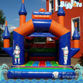 New Design Inflatable Bouncer Inflatable Trampoline For Rental