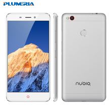 Original ZTE Nubia N1 Mobile Phone MTK6755 Octa Core 5.5″ 1080P 3GB RAM 64GB ROM 5000mAh 13.0MP Fingerprint 4G LTE Long standby