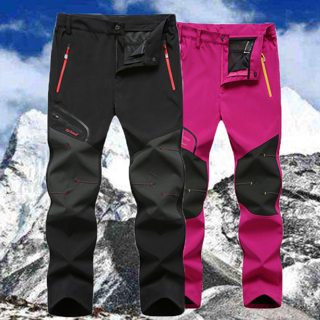 42adbd9eb Men Women Camping climbing trekking fishing hiking cycling Outdoor Pants  Breathable Quick Dry Trousers sports Summer Drop Ship-in Hiking Pants from  ...
