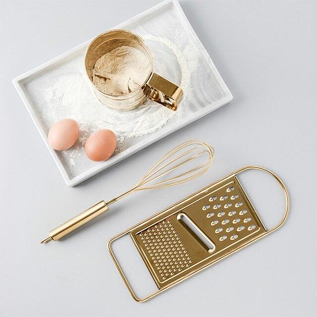 HTB1DJr2h4jaK1RjSZKzq6xVwXXab.jpg 640x640 - tabletop-and-bar, kitchen-tools - Royalty Golden Cooking Tools