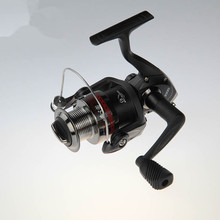 Metal Spool Fishing Spinning Reel Fishing Reel Carretilha Pesca Wheel 5Ball Bearing 5.2:1