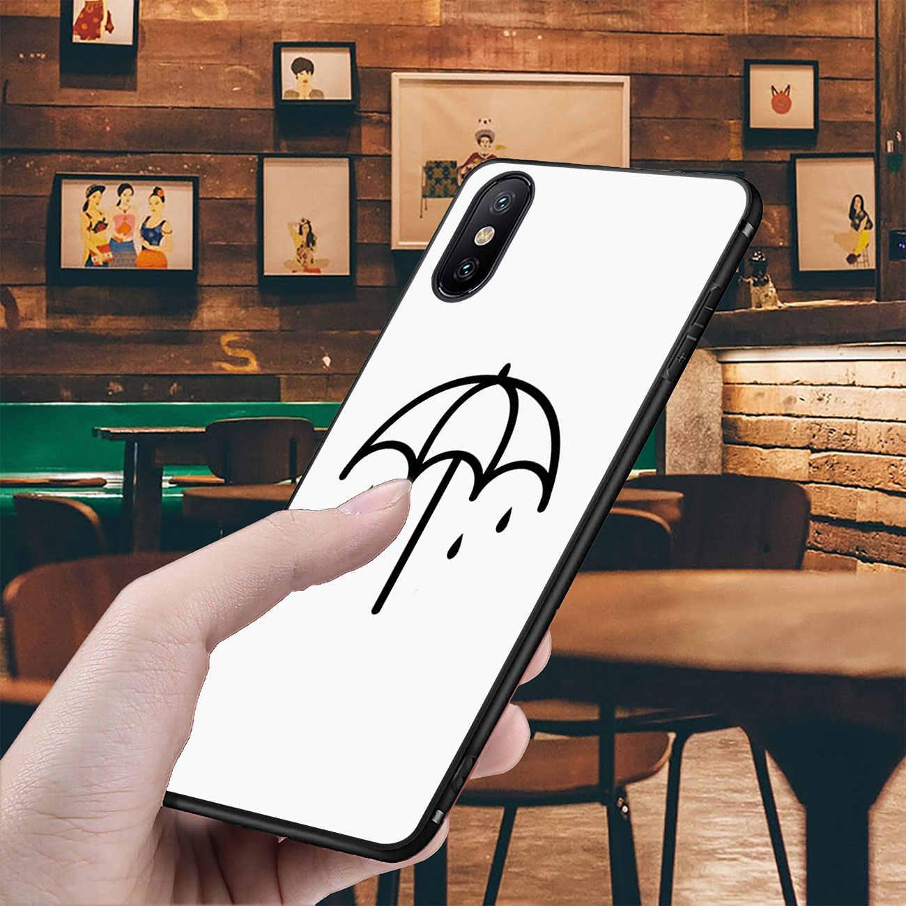 YIMAOC Oliver Sykes Me trae el horizonte bmth funda de silicona suave para iPhone 11 Pro XS Max XR X 6 6 6S 7 7 Plus 5 5S SE 10 flor