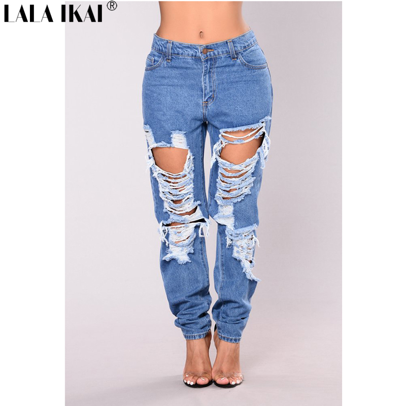 Destroyed Jeans Girl Promotion-Shop for Promotional Destroyed ...