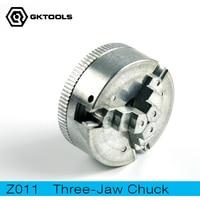 Three Jaw Chuck Clamping Diameter 1 8 56mm 12 65mm