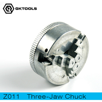 Three Jaw Chuck Clamping Diameter 1 8 56mm 12 65mm