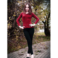 f69d0759a2 2017 New Spring Cashmere Sweater Women Winter Pullover Long Sleeve V Neck  Knitted Sweater Tops For. 2019 Nova Primavera Mulheres Camisola de ...