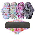 1 PC Reusable Mama Cloth Sanitary Pad Washable Regular Cloth Menstrual Pads