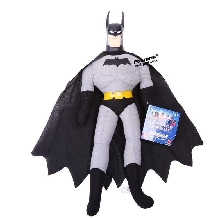Superhero Batman Plush Toys 18 46cm Soft Stuffed Dolls Kids Toys GiftsSuperhero Batman Plush Toys 18 46cm Soft Stuffed Dolls Kids Toys Gifts