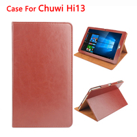 For CHUWI Hi13 Case Cover 13 5 Inch PU Leather With Stand Automatic Wake Up Sleep