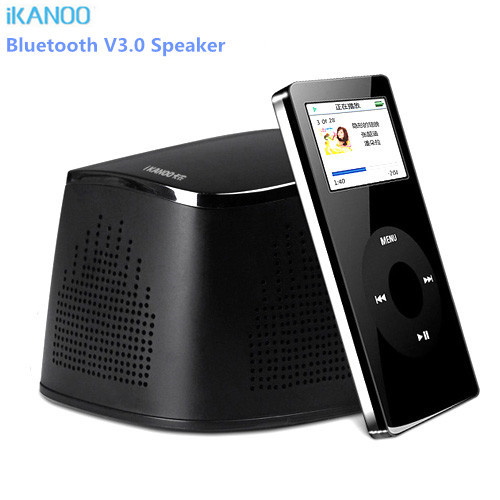 Mini Portable Wireless Bluetooth NFC Speaker Handsfree Calls TF Card Mobile Phone MP3 Player  -  ShenZhen Oh-Box Information Technology Co., Ltd. store