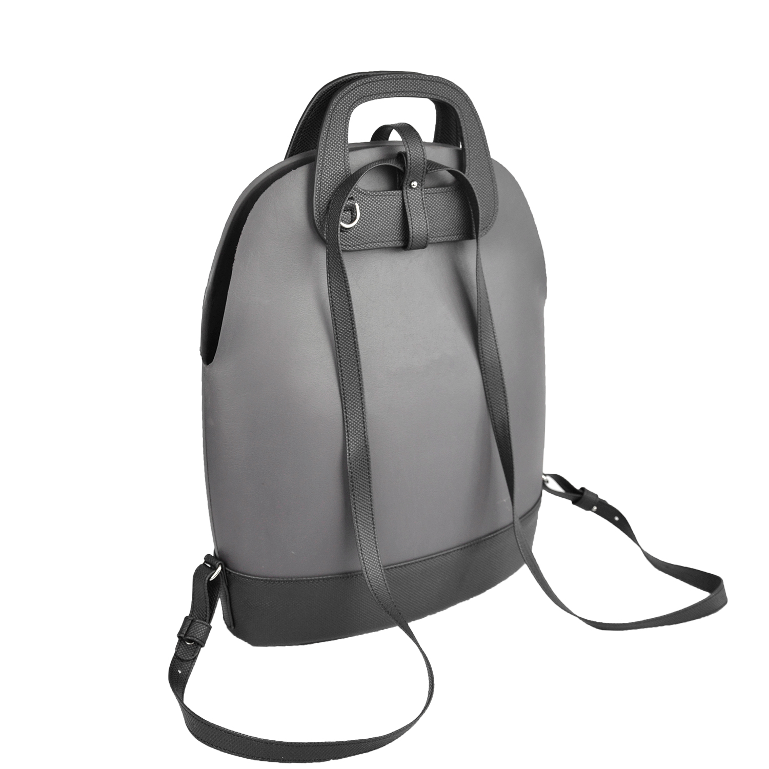 select for newest On Clearance wide selection of designs 2019 2018 New D Buckle Oblong Handle Slim PU Leather Strap Bottom Backpack  Kit Combination Set For Obag '50 O Bag From Grapeen, $52.7   DHgate.Com