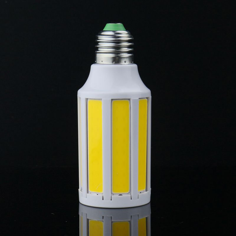 COB 15W LED Corn Light E27 B22 E14 COB SMD led Lamp Bulb 85 265V Indoor
