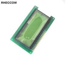 RHECCOW 5 в персональный ЖК-модуль дисплей LCM 1604 164 16X4 желтый зеленый черный свет черный символ для raspberry pi