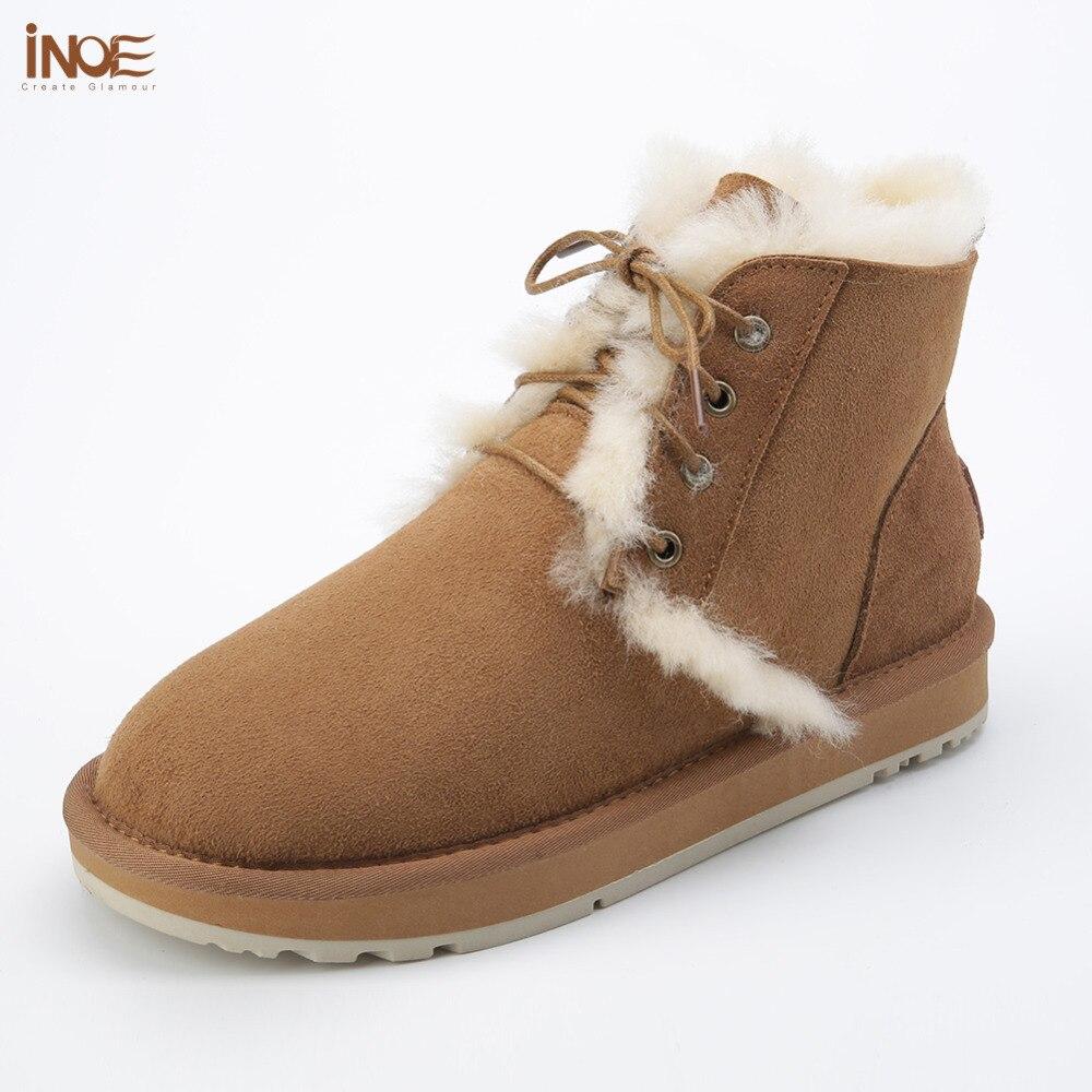 Neige Sand Chaussures Doublé D'hiver Femmes Mode Up Bottes dhrtsQ