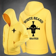 One Piece White Beard Pirates Hoodie (7 Colors)