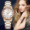 montre femme GUANQIN Women Watches Luxury Jewelry Brand Luminous Quartz Watch Ladies Casual Ceramic Wristwatch relogio feminino