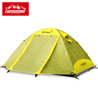 Longsinger double layer hiking tent pedestrianism hiking