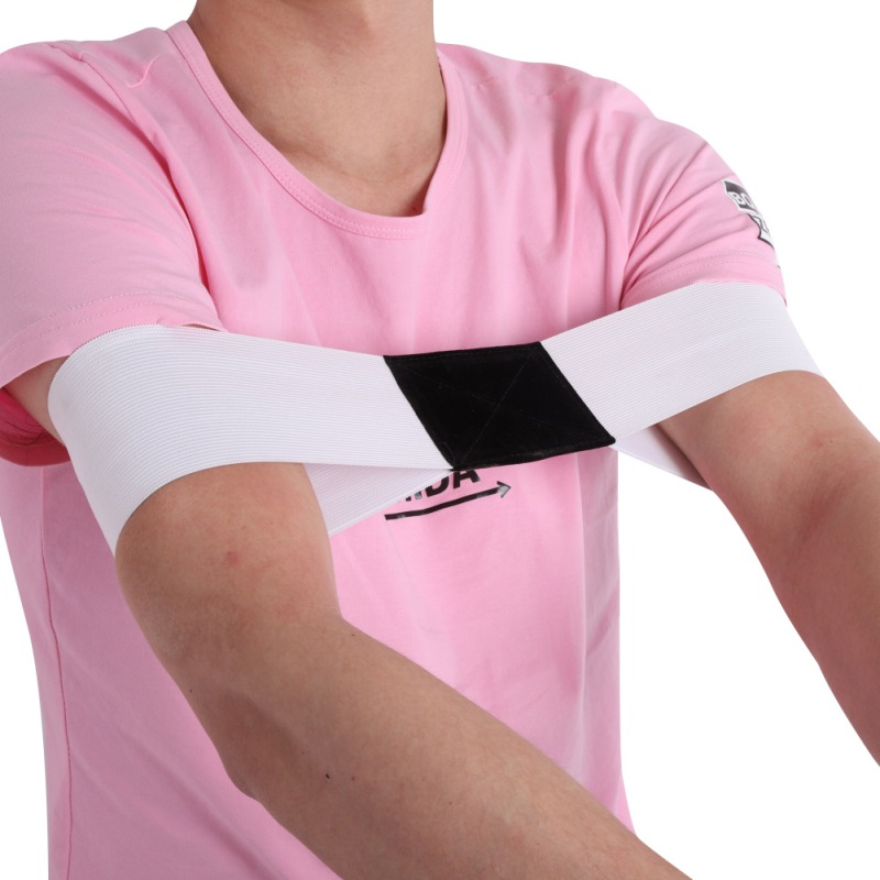 Image 3 - Elastic Golf Arm Posture Motion Correction Belt Golf Beginner Training Aids Durable Golf Training Accessories-in Golf Training Aids from Sports & Entertainment