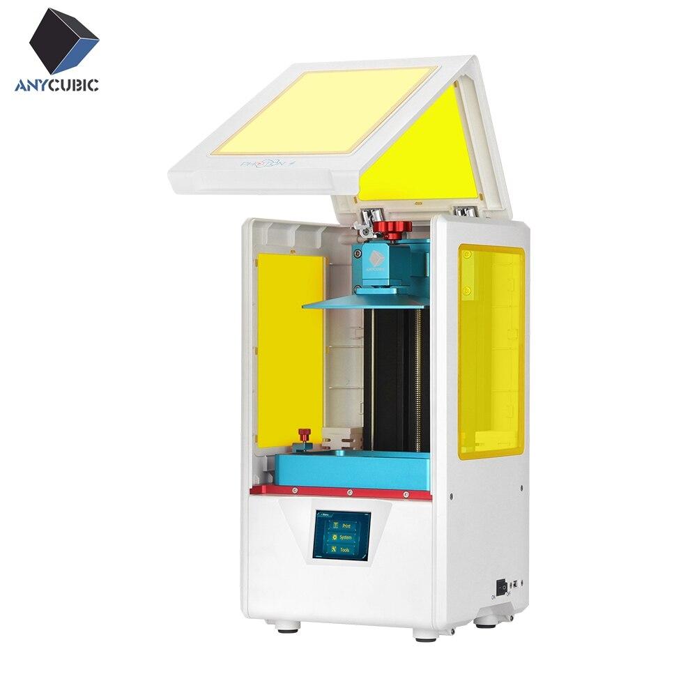 Anycubic Photon-s Neue!!! 3d Drucker 3d Jewerly Dental Aktualisiert Laser Sla/lcd Uv Harz Slicer Desktop 2,8 ''impresora 3d Drukarka