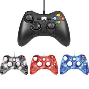 Image 1 - USB السلكية غمبد ل Xbox 360 تحكم المقود ل مايكروسوفت الكمبيوتر تحكم ل ويندوز 7/8/10
