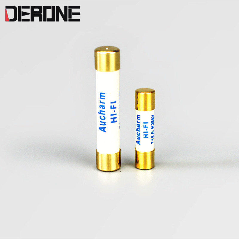 HIFI fuse 20*5/32*6  0.5A 1A 2A 3.15A 6.3A 4A 6A 8A 10A15A audio grade for amplifier dac preamplifier headphone amplifier  HIFI fuse 20*5/32*6  0.5A 1A 2A 3.15A 6.3A 4A 6A 8A 10A15A audio grade for amplifier dac preamplifier headphone amplifier