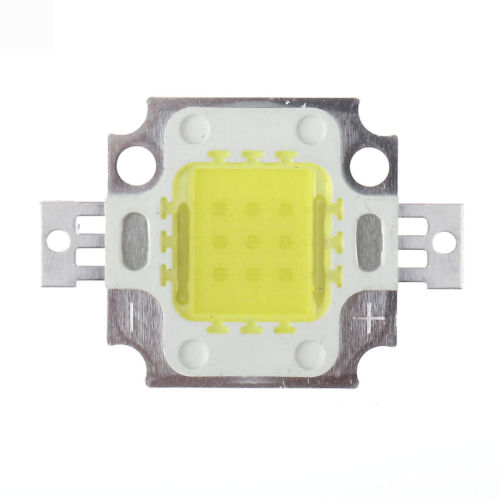 10pcs/lot Full Power 10W 30mil SMD <font><b>LED</b></font> Cold White 10000K 20000K <font><b>30000K</b></font> Natural White 4500k Warm White 3500k For <font><b>LED</b></font> Light Part image
