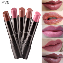 2016 New Arrival MYS brand beauty twig mehr matte lipstick l