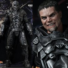 1/6 scale figure doll Superman Man of Steel armor eneral Zod,12″ action figures doll.Collectible figure model toy
