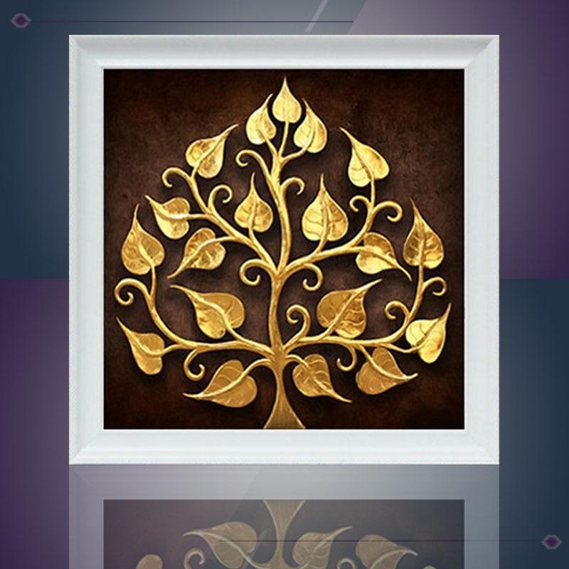 Living Room Decoration Cross Stitch Purple Lily Paste Diamond Cross Stitch LT