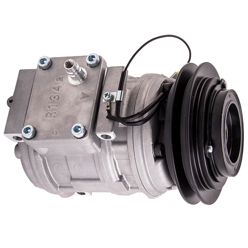 Air Conditioning Compressor fit for Toyota Landcruiser 4.2L Diesel (1HZ) AC 10PA15C