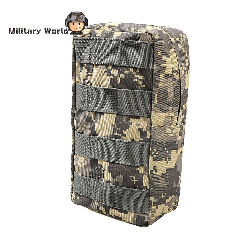 Airsoft Sport Military 600D MOLLE Utility Tactical Vest Waist Pouch Bag For Outdoor Hunting Vest Belt Wasit Pack Equipment airsoft tactical bag 600d nylon edc bag military molle small utility pouch waterproof magazine outdoor hunting bags waist bag