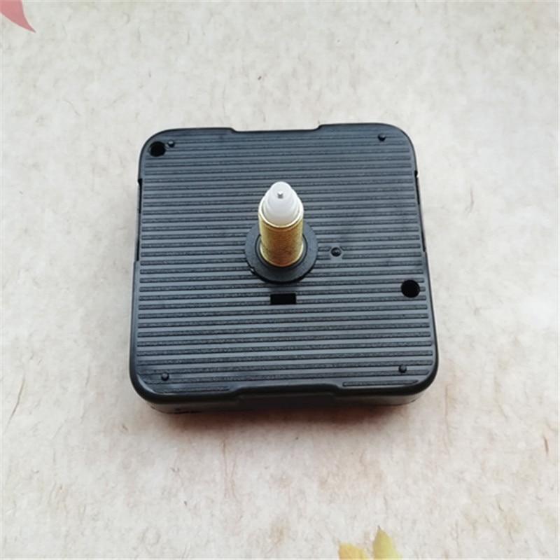 100 pcs 22 MM arbre balayage horloge Quartz pièces de réparation silencieux horloge mécanisme avec aiguilles d'horloge-in Pièces et accessoires d'horloge from Maison & Animalerie    1