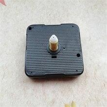 100PCS 22MM Shaft Sweep Clock Quartz Repair Parts Silent Clock Mechanism with Clock Hands