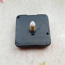 100PCS 22MM פיר לטאטא שעון קוורץ תיקון חלקי שקט שעון מנגנון עם שעון ידיים