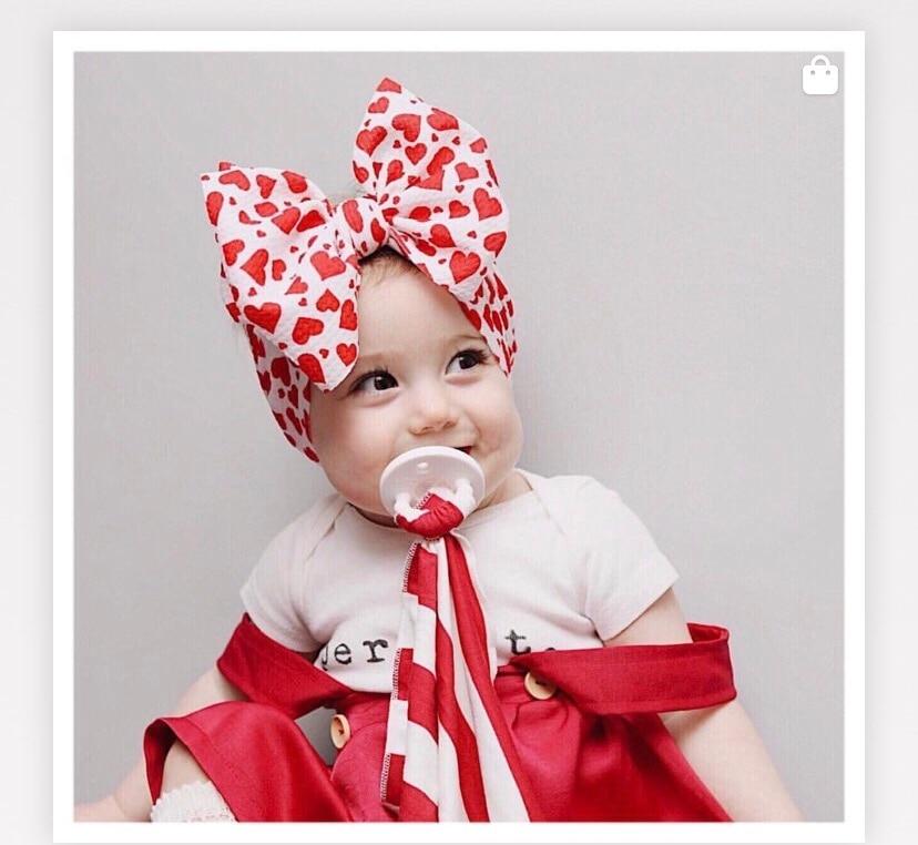 Baby Headband Hairband Baby Haarband Blumen Diy Baby Girl Headbands Newborn With Bows Newborn Baby Turban Headband